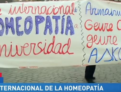Día internacional de la Homeopatía 2019
